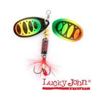 Блесна вращающаяся Lucky John BONNIE BLADE 00 02.7г 008 в блистере