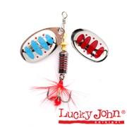 Блесна вращающаяся Lucky John BONNIE BLADE 02 04.3г 003 в блистере