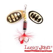 Блесна вращающаяся Lucky John BONNIE BLADE 03 06.4г 001 в блистере