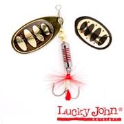 Блесна вращающаяся Lucky John BONNIE BLADE 05 13.4г 001 в блистере
