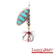 Блесна вращающаяся Lucky John SHELT BLADE 00 03.0г 003