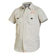 Рубашка Norfin FOCUS SHORT SLEEVES GRAY 03 р.L