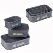 Емкости для прикормки и насадки Feeder Concept EVA 3шт. 01 набор