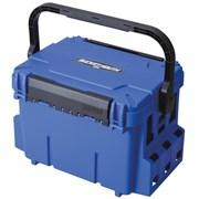 Ящик рыболовный Meiho BUCKET MOUTH BM-7000 Blue 475x335x320