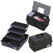 Ящик рыболовный Meiho Versus VS-7040 Black 390x220x220